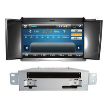 7'' Car DVD Player with Auto DVD GPS & Bluetooth & Navigator & Radio for Citroen DS4
