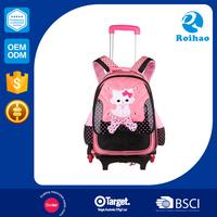 Top Sales Unique Luxury Quality Children Bags Troly Bag Packs