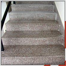 G664 exterior degraus baixos de granito, escada de granito escadas