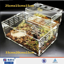 The best selling high quality acrylic cage, acrylic box for reptile /pet