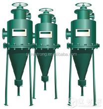 desander /high pressure gasfield cyclone or filter type grit catcher