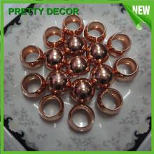 Reddish Copper Ball Hollow Copper Ball