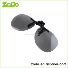 Promotional 3d glasses,blue film video 3d glasses for watching real 3d movie