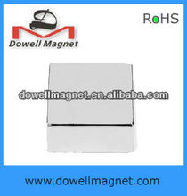 strong power custom made neodymium permanent magnet
