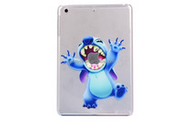 Top Quality Transparent PC Material Cases For Apple Ipad mini 1 2 3 Creative Hollow Clear Cover Case For Ipad Mini 1 2 3