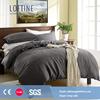 European luxury Washed 100% flax linen bedding set