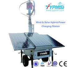 TYPMAR 300W - 3KW Maglev Wind Turbine Generator for Residential and Telecoms BTS