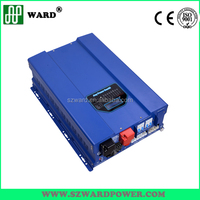 HP 5000w 12v 230v Pure Sine Wave Power Inverter 8000w Remote Control