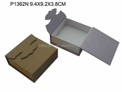 Boutique Creative Decorative Cardboard Jewelry Case And Box For Necklaces Professional Factory P1362N