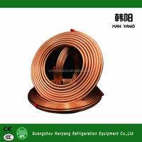 """hot sell 3/8"""" air conditioner copper pipe , best selling 3/8"""" copper tube cutter , high quality 3/8"""" copper cooling coil"""