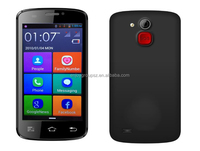 W80 old people phone with 4.5inch dual sim touch srceen