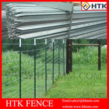 PVC-coated steel fence post ,Y type metal Fence Post