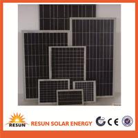 prices for solar panels 10w 20w 30w 40w 50w 80w 100w
