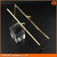 SW-001 High quality metal screw handbag purse frame
