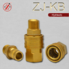 ZJ-KB quick disconnect couplings,flexible rubber pipe coupling ,,copper pipe and fittings