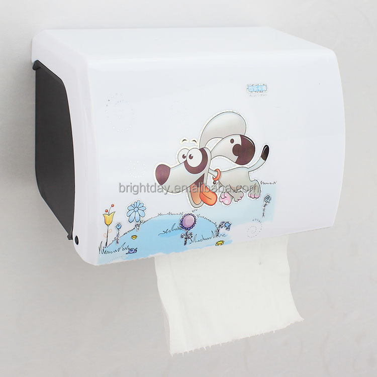 Hot sales tissue paper holder toilet paper holder animal Animal toilet paper holder