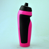 soft squeeze plastic travel bottle with air valve cover easy drinking