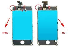 wholesale for apple iphone 4 color conversion kits