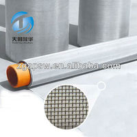 China Hot Sale 304 Stainless Steel Food Grade Weave Wire Mesh