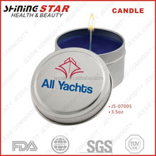JS-07005 color flameless candle flower smell about 90g