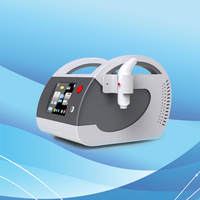 Mini microneedle fractional rf beauty machine for face lifting
