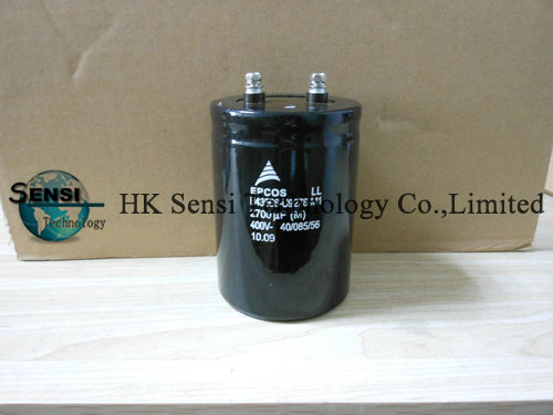 B43566-U9278-M1 Epcos High Voltage Capacitors 400V