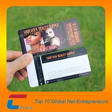 Card, Key Tag and Hanger Combos-Promote your business or club with a well-designed plastic card, key tag or hanger combo