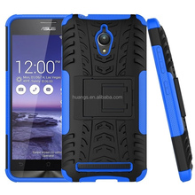 Low price china mobile phone TPU&PC 2 in 1 combo armor case phone case cover for asus zenfone go zc500tg paypal accept