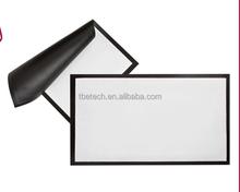 Non woven material Bar mat / fabric blank bar mat material in Shenzhen city