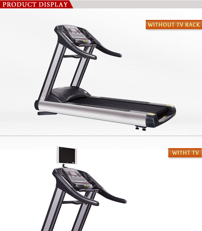 Luxurious Commercial Treadmill motorized treadmills