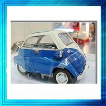 1:43 Century (GZG50) blue die cast car model, scale die cast metal mini pick up car model, ford metal pickup truck toy