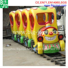 Popular carnival Amusement park ride electric train on kids