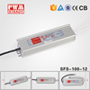 China electric supplier SFS-100-12 12v 8.5A output waterproof constant current led driver