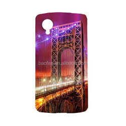 New Sublimation Phone Case for LG G5 Blank Sublimation Heat Tansfer Mobile Phone Cover