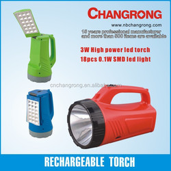 china wholesale rechargeable outdoor led big torch lighting