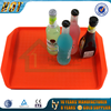 Hot Sale,factory supply, free sample , food safe,43x30cm PP plastic tray with handle for food &fruit