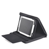 fancy backpack bag 10.1 inch tablet pc leather keyboard case with laptop compartment