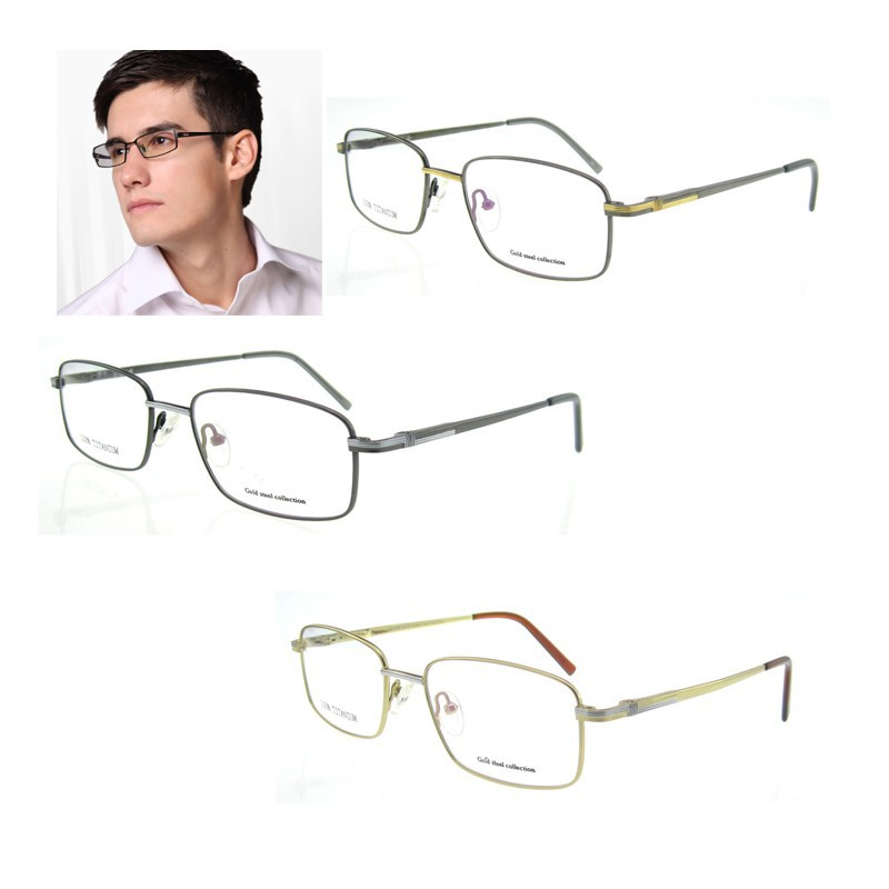 Hombres nuevo estilo 2015 montura marcos marco de las lentes gafas de porcelana con montura What style glasses are in fashion 2015