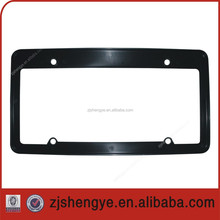 American size Stainless steel custom license plate holder
