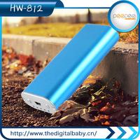 USB Double Heating Mobile Power-Hand Warmer 5200mAh mini Heater