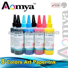 Best quality high-end art inkjet paper printing ink for epson selling at good price