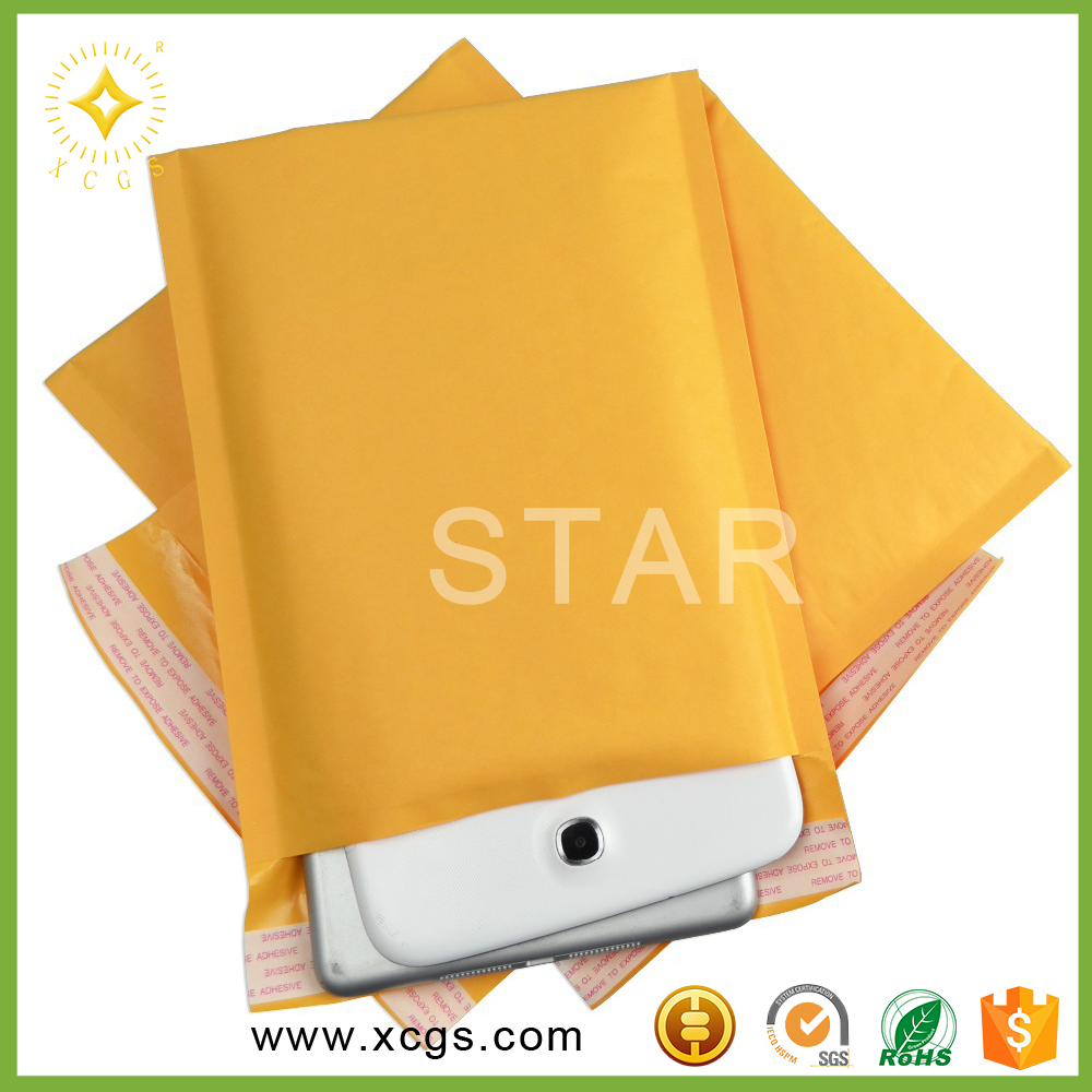 New age products горячая продажа желтый jiffy мешок дистрибьютор