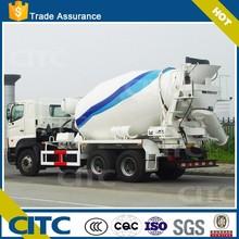 tractor cement / concrete mixer truck semi trailer CITC brand for sale