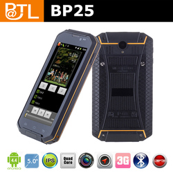 Designed Cruiser BP25 shockproof 4 star and up rated waterproof mobile phones outdoor wireless charging