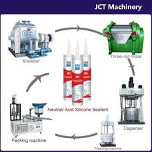 machine for making pipe sealant