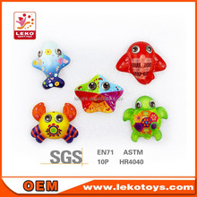 LEKO mini pu sea animal for wholesale