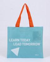 Poly bag---sky blue poly bag