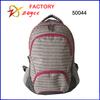 music printing color sport school backpack zoyee