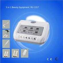 RU-1317 Best Sellers of 2014 multifunction furniture Ultrasonic/Spot removal/Skin scrubber etc.