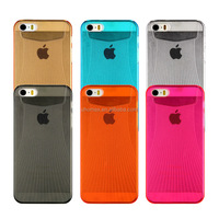 Soft PC Case for iphone 5s High Quality New Luxury Back Case Cover for iphone 5s 5